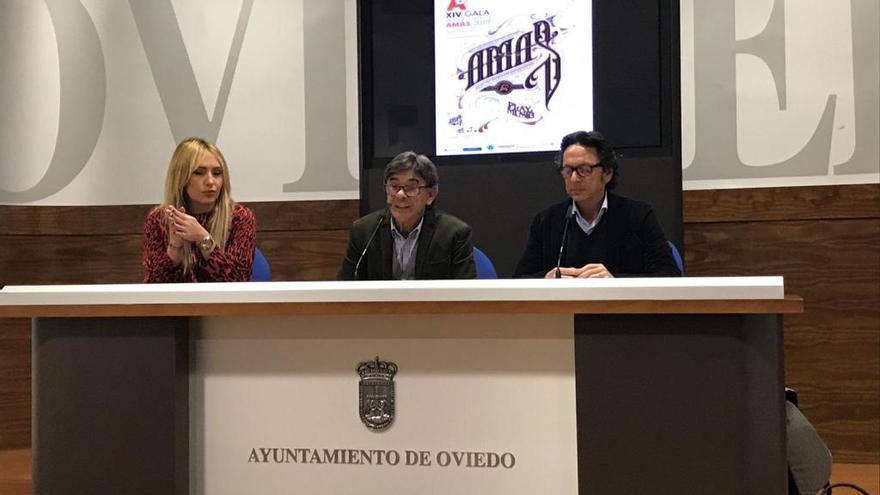 Los AMAS premian a los veteranos de la música asturiana