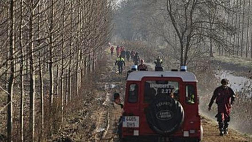 Troben mort el jove de Lloret en el cotxe tot terreny precipitat a la sèquia