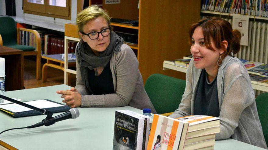 Una editorial reedita la primera obra de Sílvia Caballol, la que seria la parella de Novell