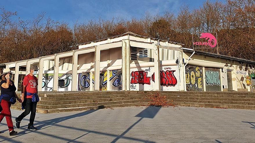 El Concello valora una nueva cafetería en Samil similar a la actual Marina Cíes