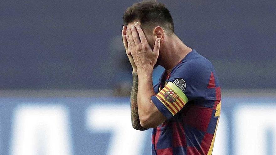 La difícil renovación del Barça