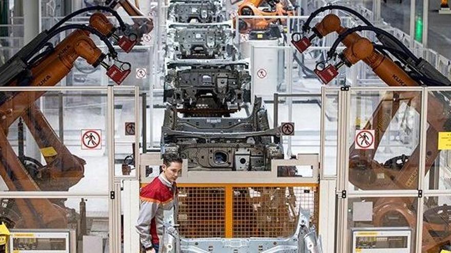 Seat va produir més de 500.000 cotxes a Martorell el 2019