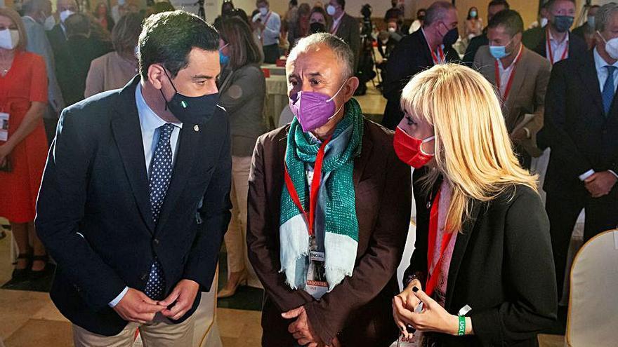 UGT celebra el congreso de la reelección de Carmen Castilla