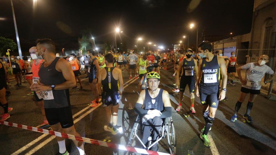 La 15K Nocturna Valencia, líder mundial de la distancia