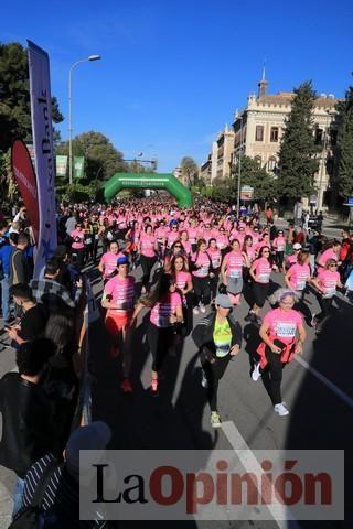 Salida de la V Carrera de la Mujer Murcia (II)