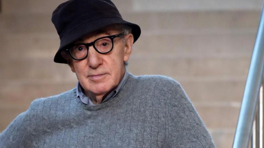 Cancelan la publicación de las memorias de Woody Allen