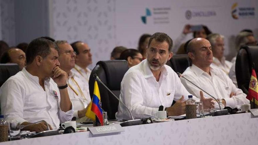 Maduro rechaza asistir a la Cumbre Iberoamericana, que aborda la crisis de Venezuela