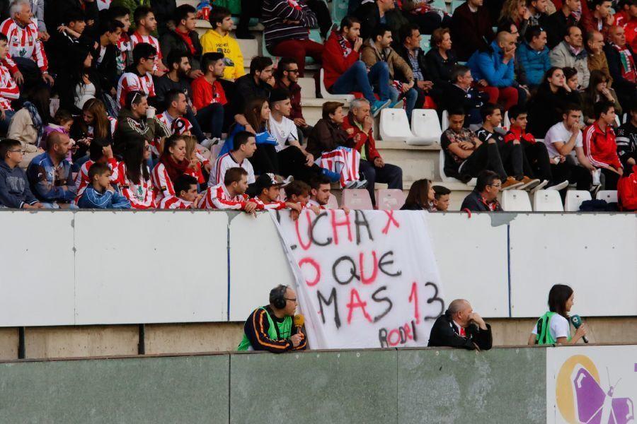 El Zamora pierde el tren del ascenso