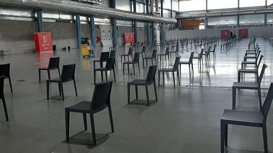 La Generalitat abre la próxima semana Ciudad de la Luz y los pabellones de IFA de cara a la vacunación masiva