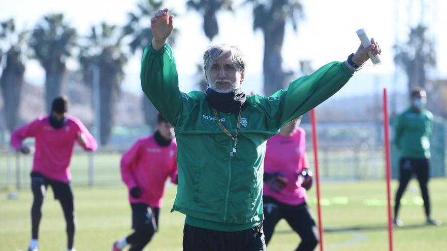 """Pablo Alfaro: """"El partido ante la Real Sociedad es para disfrutarlo y competirlo"""""""