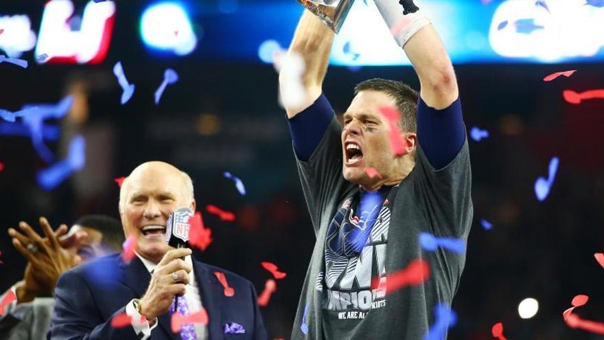 Los Patriots ganan la Super Bowl tras hacer historia