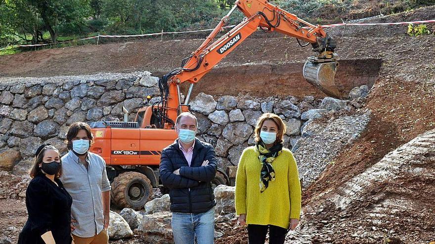 Casi dos mil vecinos de Llanes dejarán de sufrir turbidez en el agua en 2021