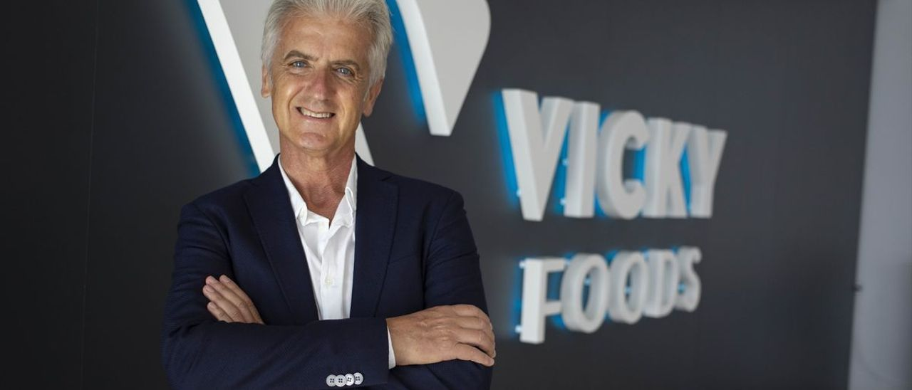 Rafael Juan (Vicky Foods).