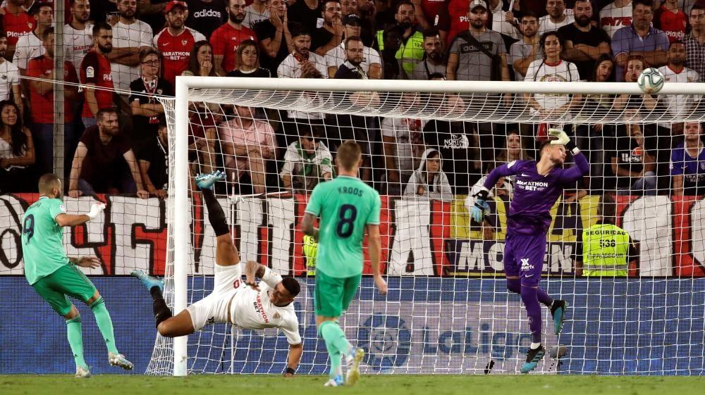 LaLiga Santander: Sevilla - Real Madrid