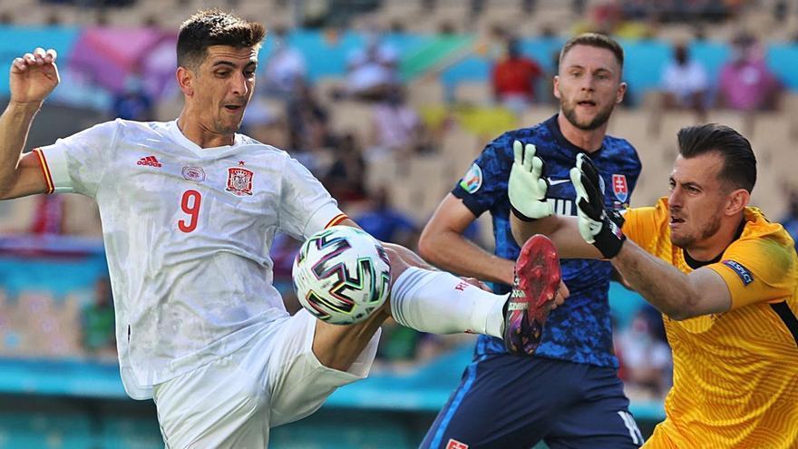 Espanya ja pensa       en Croàcia sense la pressió de no tenir gol