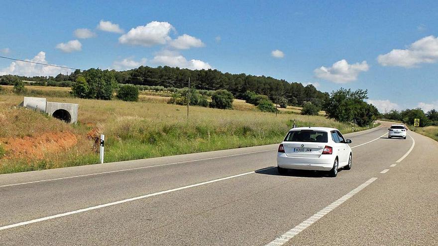 Els alcaldes veuen bé  fer passar el trànsit de la  Nacional-II per l'autopista