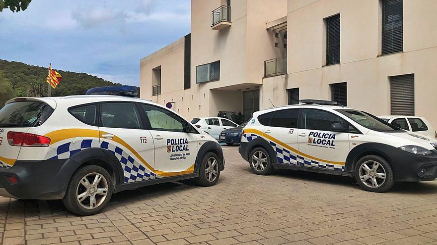 El covid deja sin policías durante diez días a un municipio de Ibiza