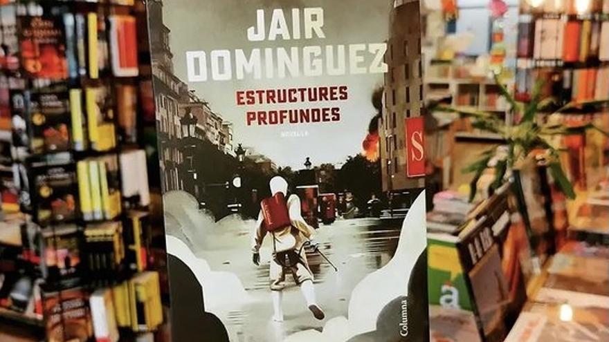 Jair Domínguez presenta «Estructures profundes» a Figueres
