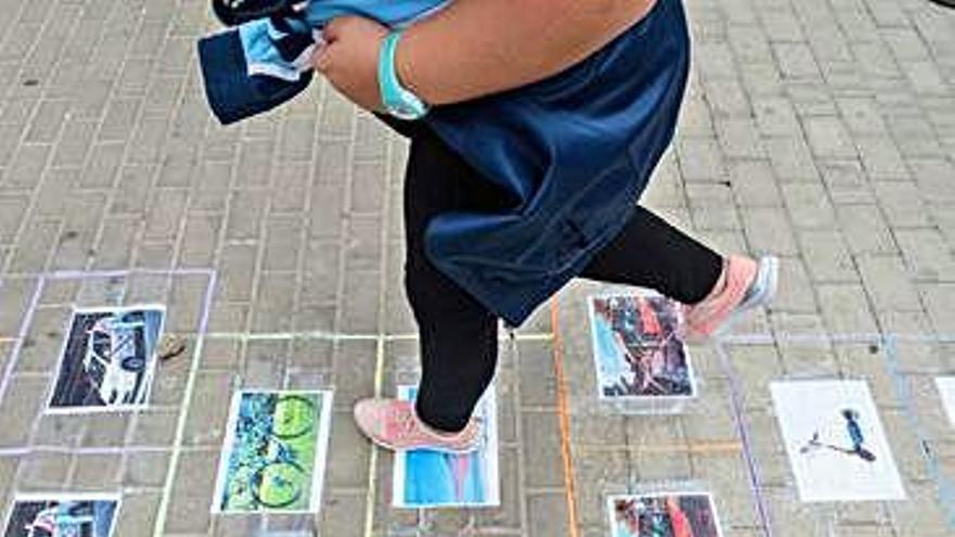 Los más jóvenes aprenden sobre movilidad sostenible