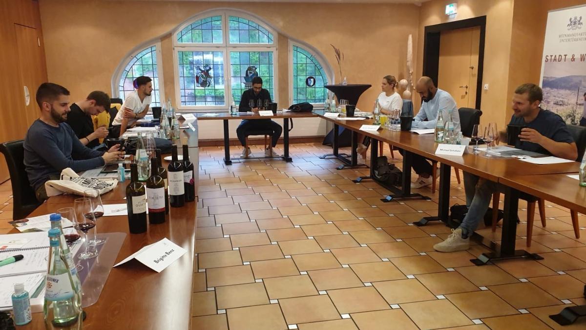 Profesionales del sector participan en el tercer seminario sobre los vinos de Toro en Alemania