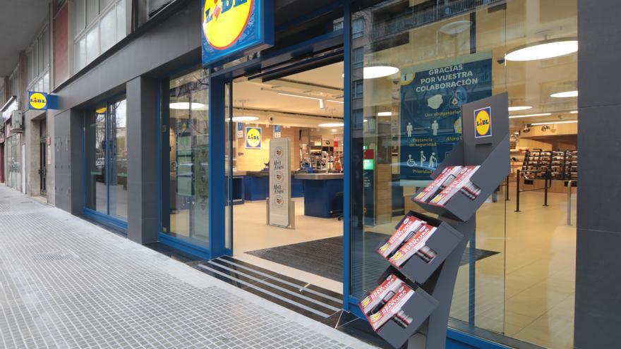 Lidl inaugura este jueves una tienda en el centro de Palma y crea 25 empleos