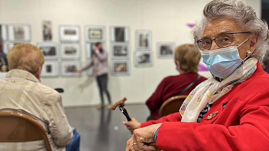 El Museu de la Pell dona la benvinguda a les persones grans ateses pel Consorci Sociosanitari d'Igualada