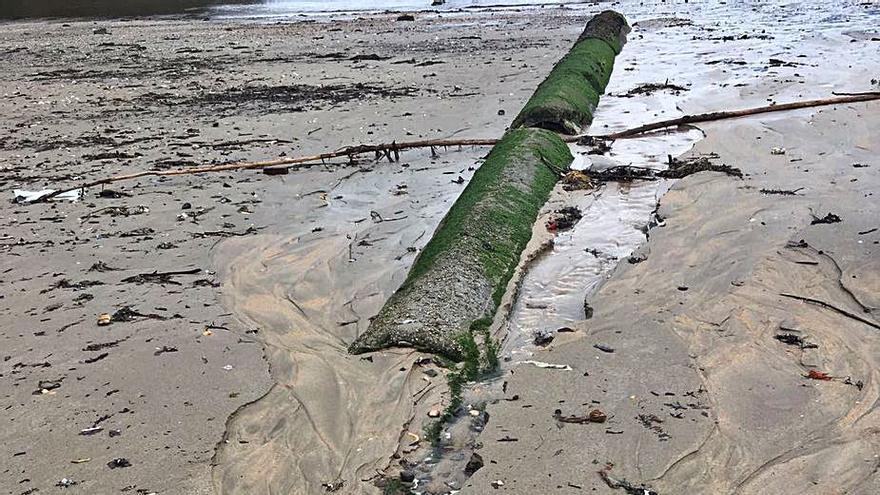 El Concello bergondés se enfrenta a una reclamación de 68.000 euros por una caída en la playa de Gandarío