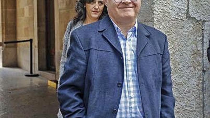Los periodistas del 'caso Cursach' declaran que se les forzó a entregar sus móviles