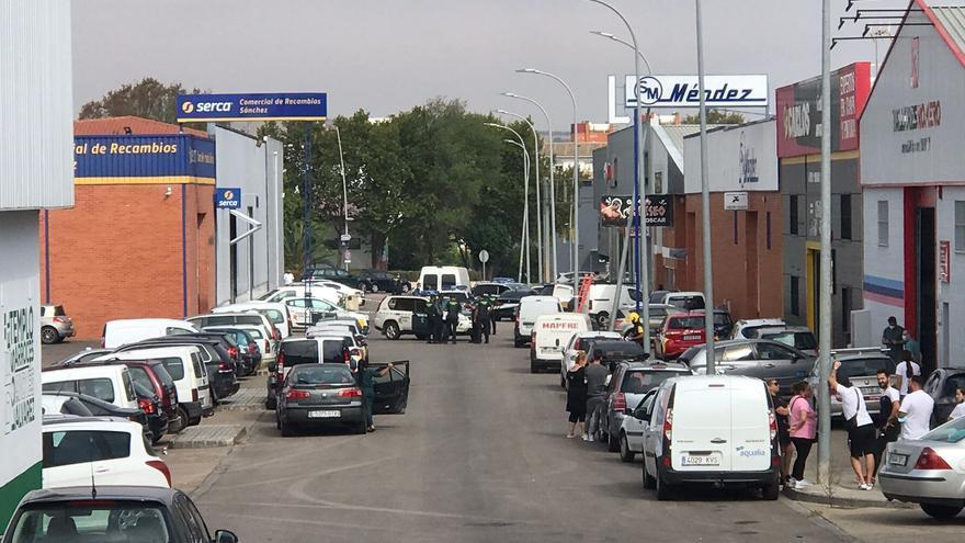 Nueva operación contra el tráfico de drogas en Mérida