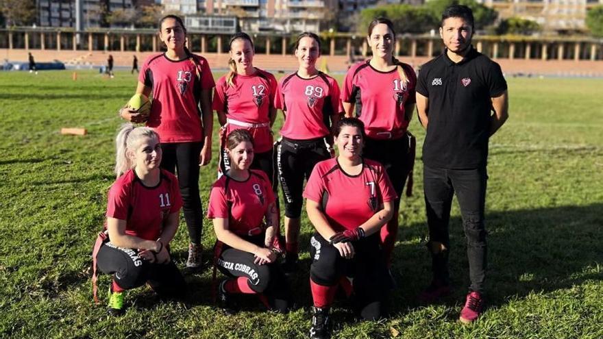 Las Murcia Cobras rozan su primer triunfo ante Alicante