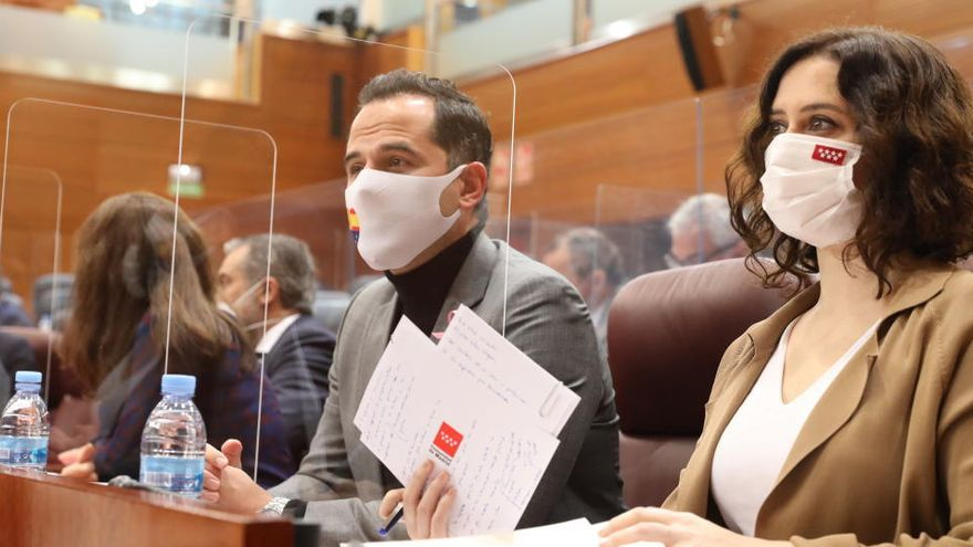 Ayuso no cesará a la gerente del Hospital de Alcalá