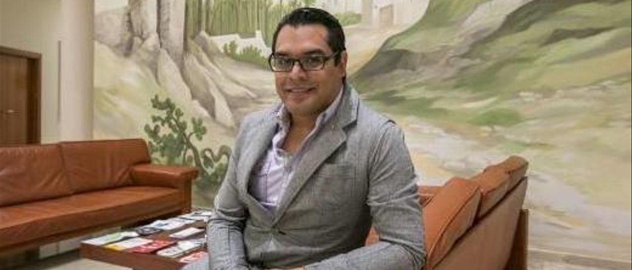Héctor Saavedra: «Si ya nos denigraban en la frontera, con Trump lo harán más»