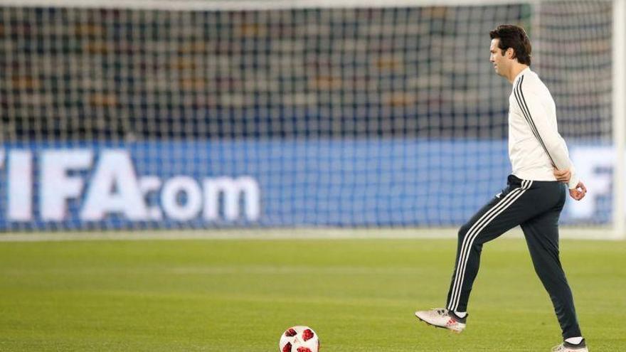 """Solari afirma que el Madrid siente el cosquilleo de """"jugar una final"""""""