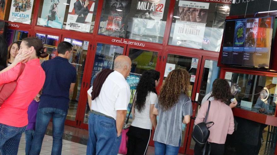 """Cines Valderaduey organiza una sesión """"secreta"""" para el 13 de agosto"""