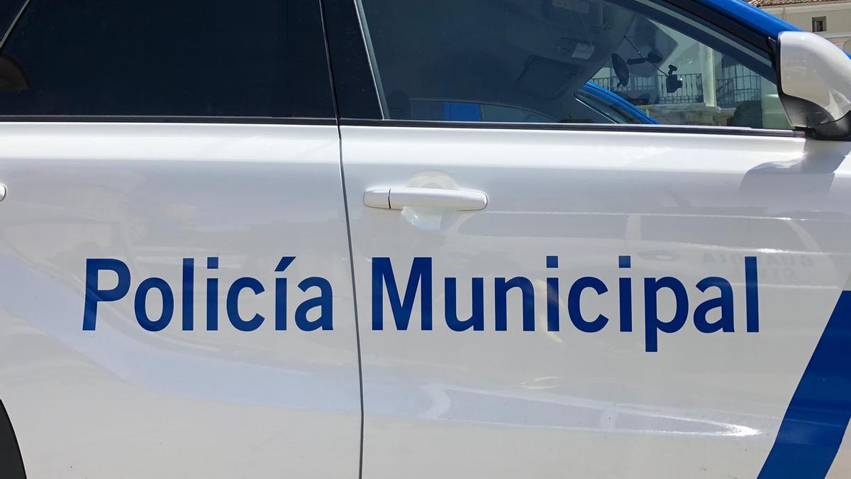 Policía Municipal de Zamora.