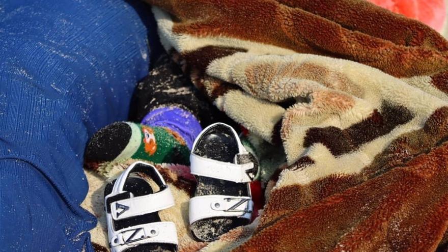 Encuentran al menos 10 cadáveres en un naufragio en las costas de Libia