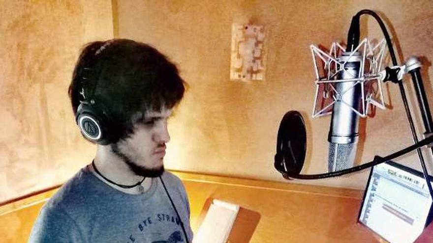 Marcos Gago lanza una campaña de micromecenazgo para editar un disco