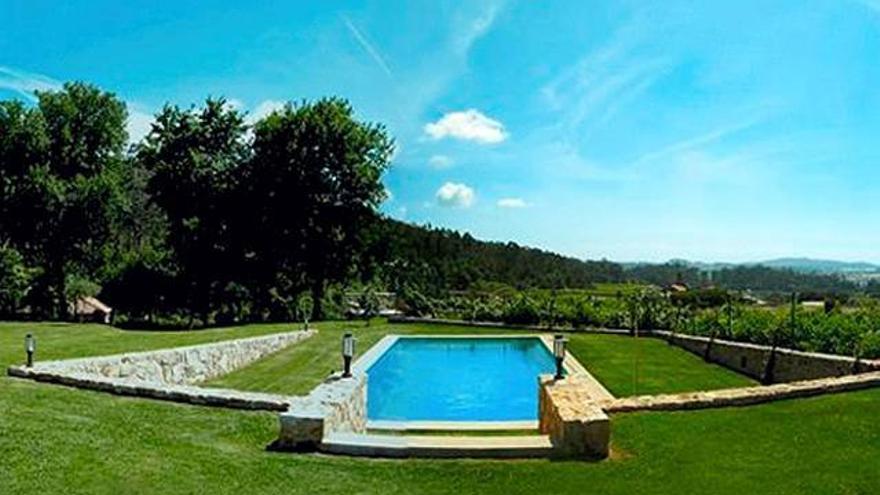 Fotogalería: La casa donde pasará Rajoy sus vacaciones