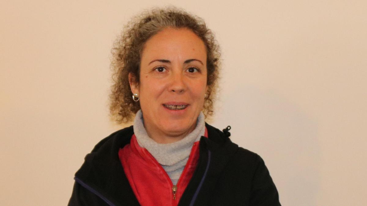 L'alcaldessa de Setcases, Anna Vila,