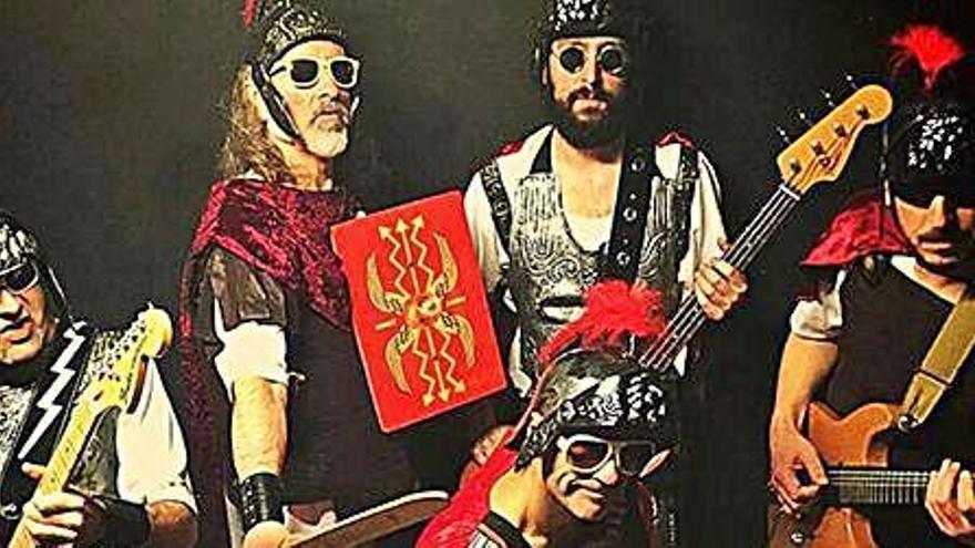 La banda de versions Tàrraco Surfers s'incorpora a la festa