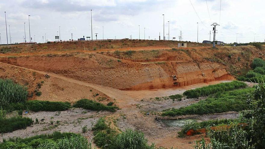Arranca la construcción del puente del barranco