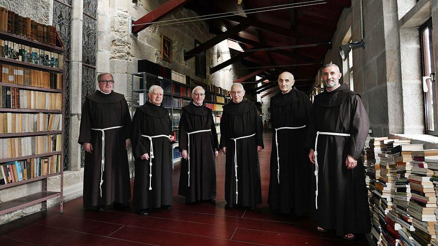 En las entrañas de San Francisco: seis monjes y tres votos