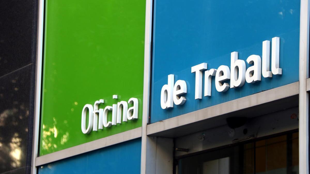 Una oficia del SOC a Catalunya.
