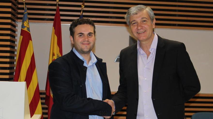 Albaida y la Mancomunitat llegan a un acuerdo para financiar la deuda y liquidarla antes de 2031