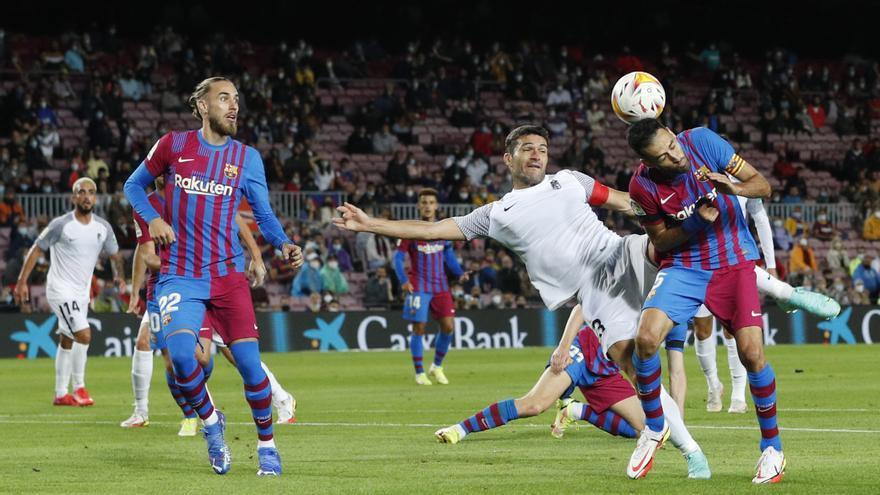 Barcelona - Granada, en directo
