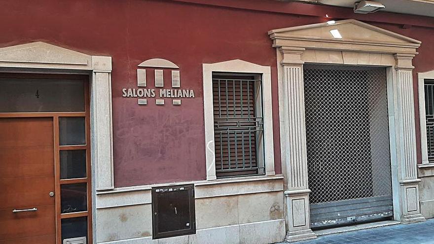 Meliana compra un  salón de banquetes para Servicios Sociales