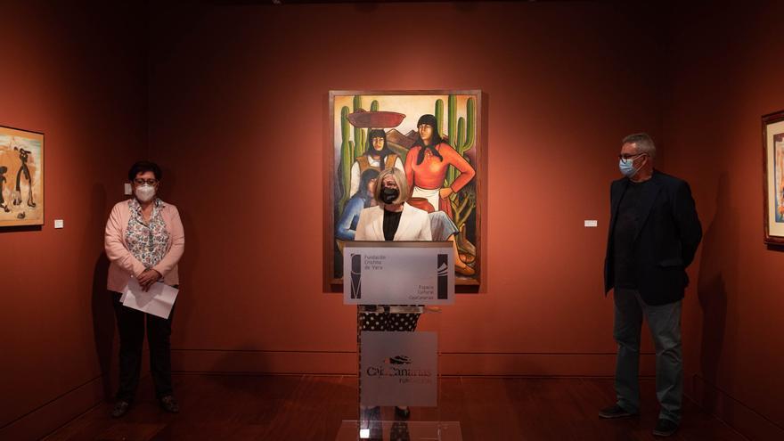 Arte y reflejo en Felo Monzón