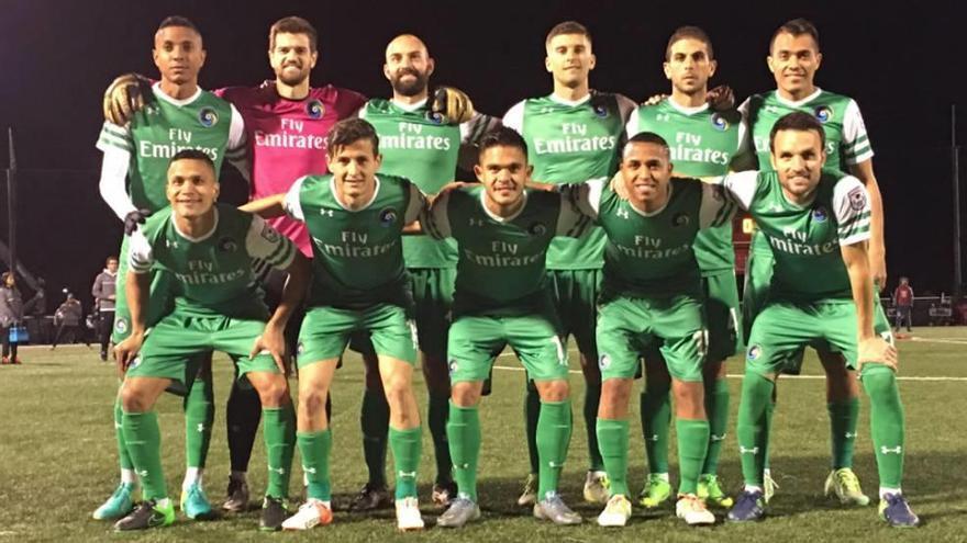 El mallorquín Rubén Bover gana la Liga con el Cosmos