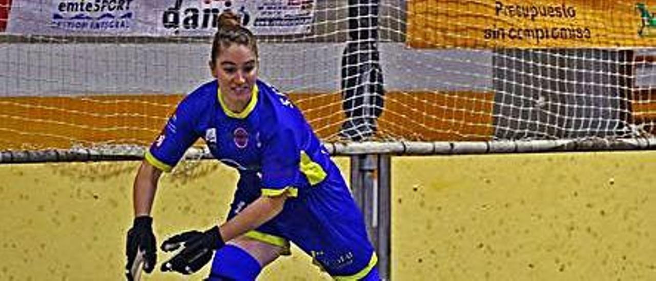 Silvia Cadrecha. | L. Velasco