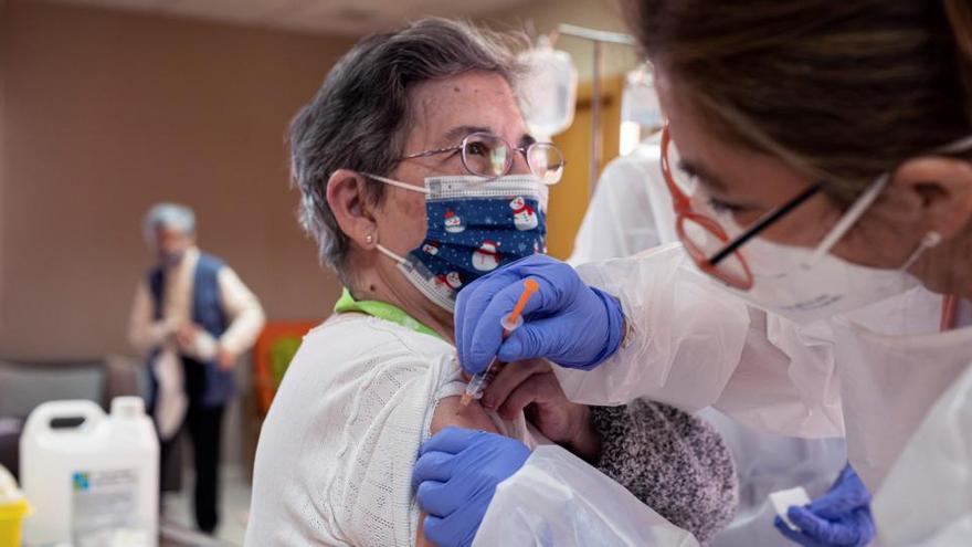 Sanidad hará un registro de quienes rechacen la vacuna contra la Covid